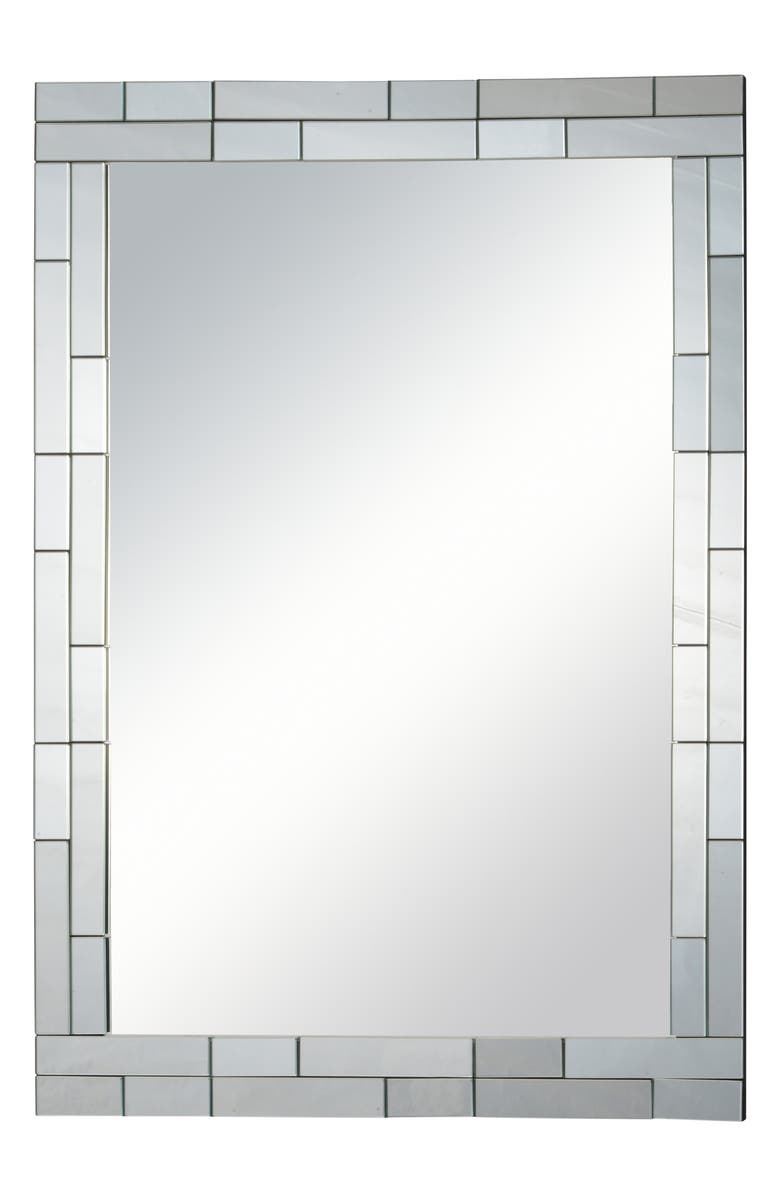 RENWIL Caya Mirror, Main, color, METALLIC SILVER