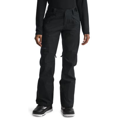 The North Face Freedom Waterproof Insulated Pants, Short - Black