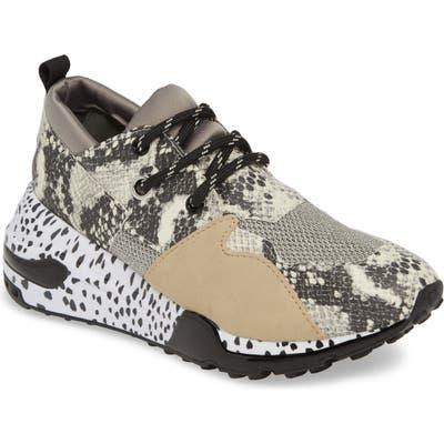 Steve Madden Cliff Sneaker- Brown