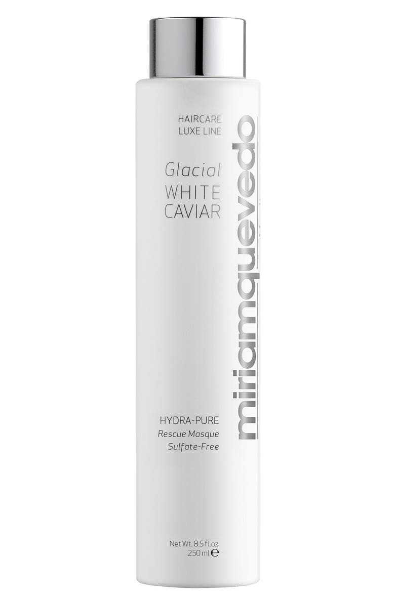 MIRIAM QUEVEDO Glacial White Caviar Hydra-Pure Rescue Masque, Main, color, NO COLOR
