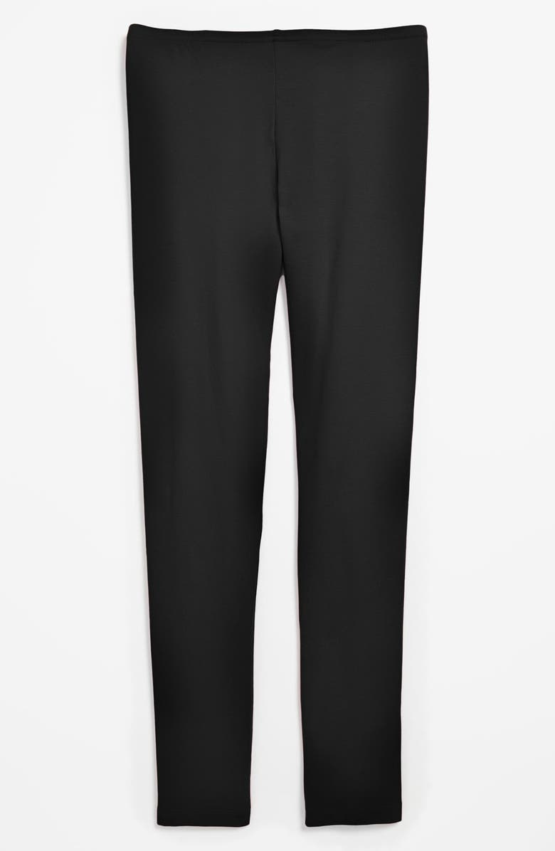 TUCKER + TATE 'Core' Leggings, Main, color, BLACK