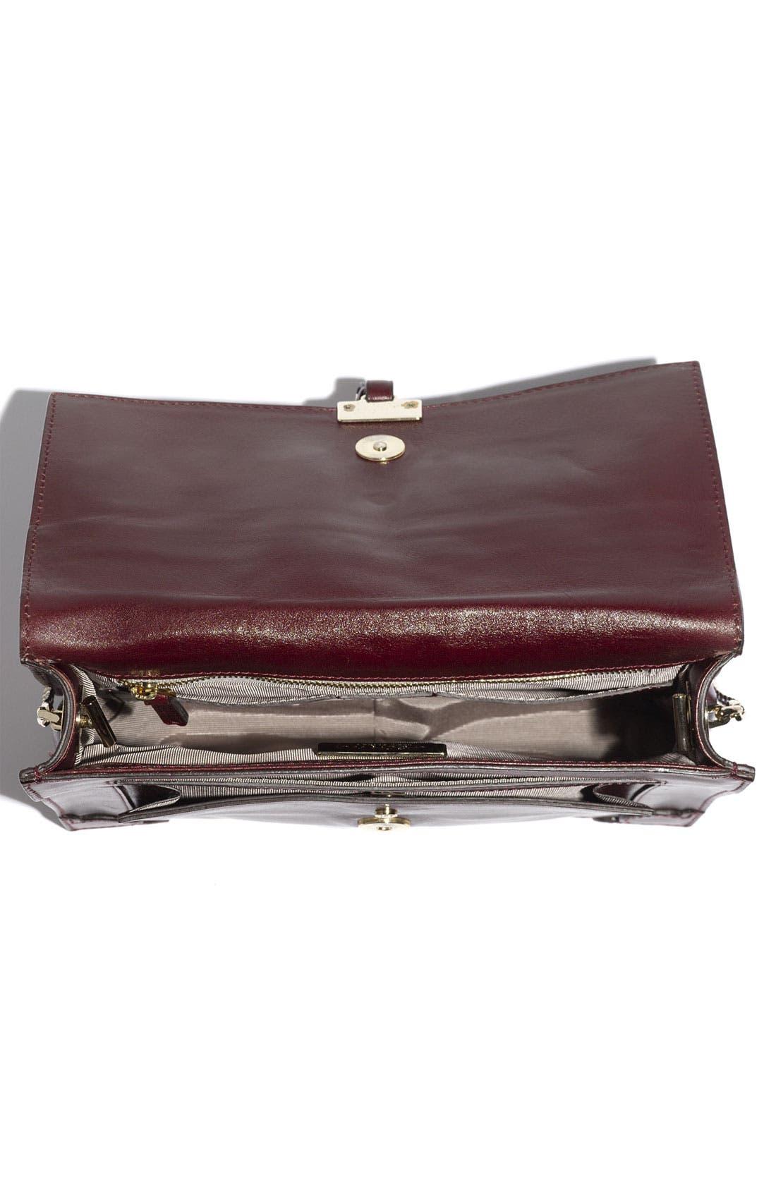,                             Jason Wu 'Jourdan' Calfskin Leather Shoulder Bag,                             Alternate thumbnail 7, color,                             930