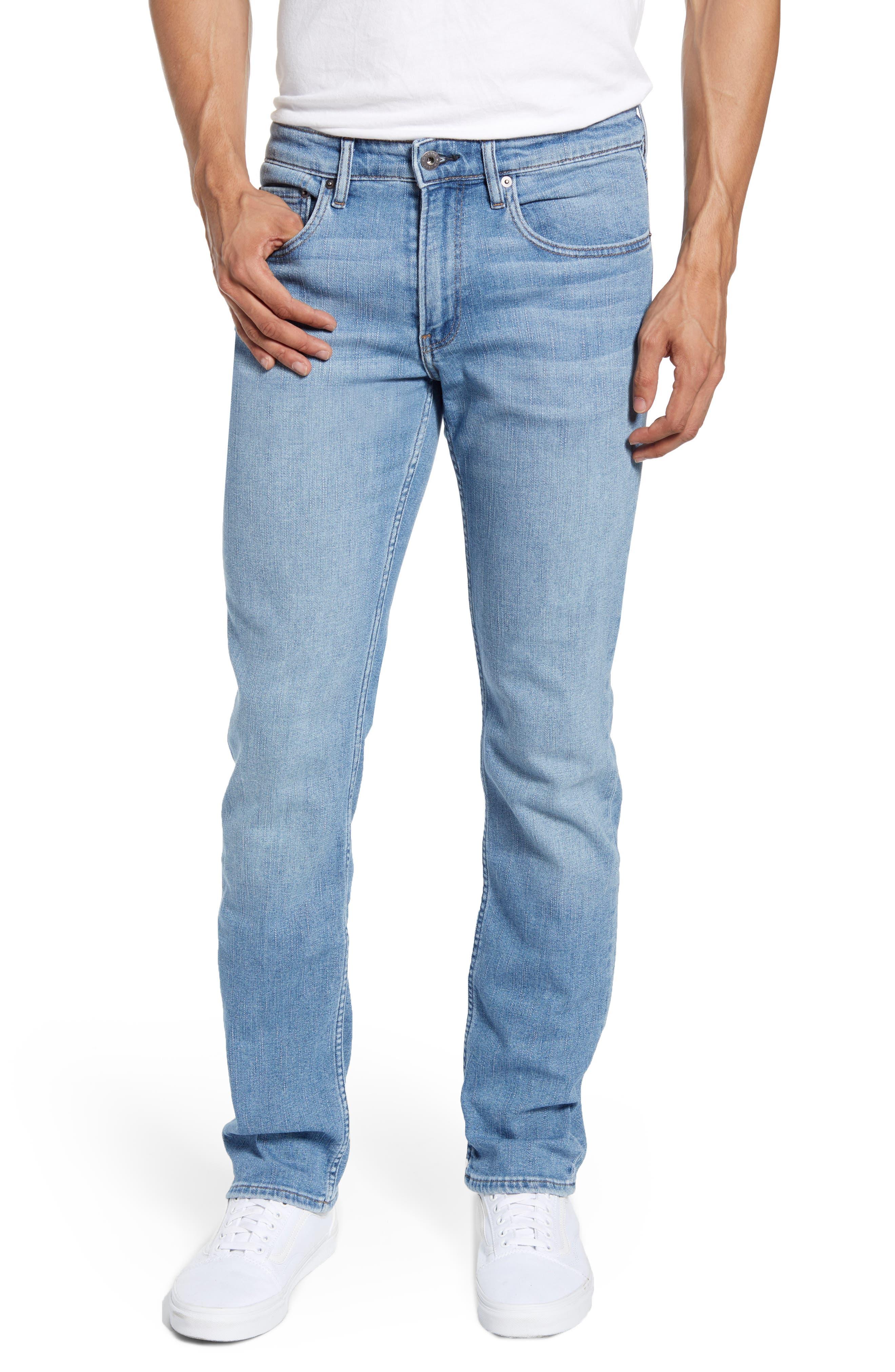 Men's Bonobos Slim Leg Jeans,  30 x 32 - Blue