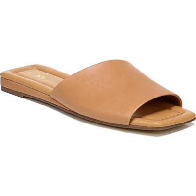 Sarto By Franco Sarto Bordo Slide Sandal, Brown