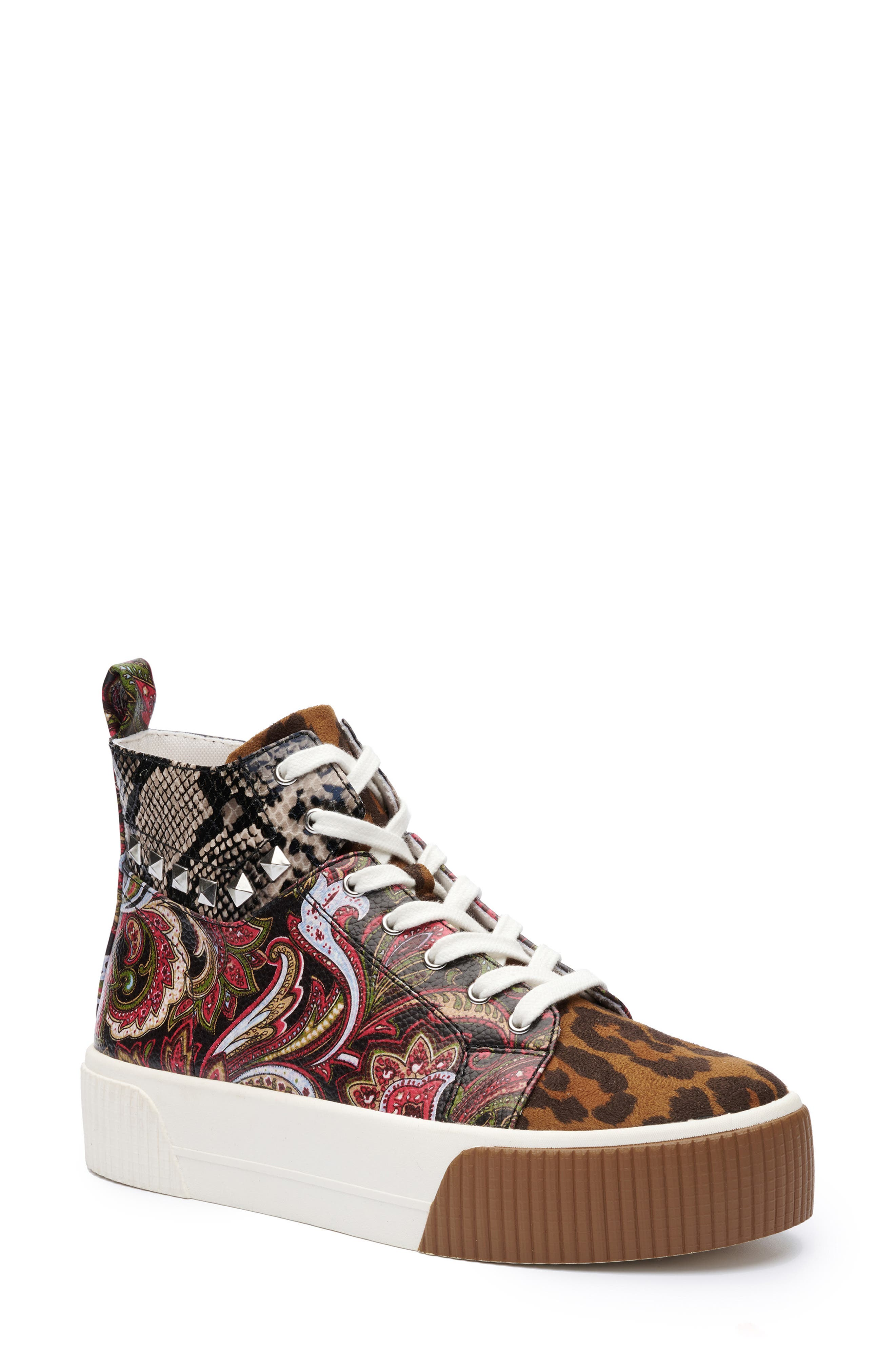 Emiliya High Top Platform Sneaker