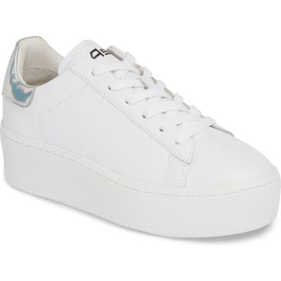 Ash Cult Platform Sneaker, White