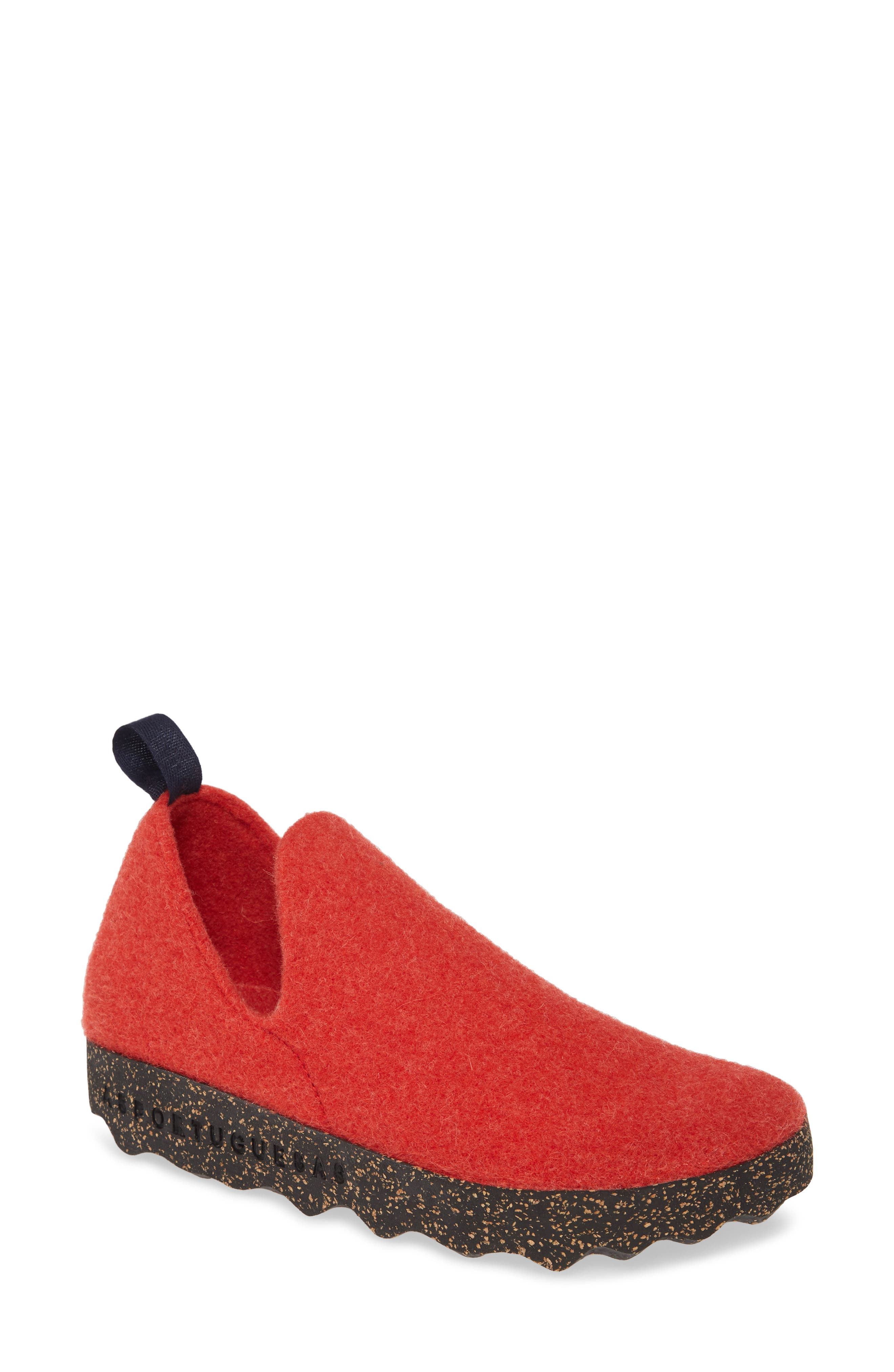 Asportuguesas By Fly London City Sneaker - Red