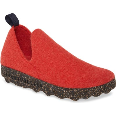 Asportuguesas By Fly London City Sneaker - Red