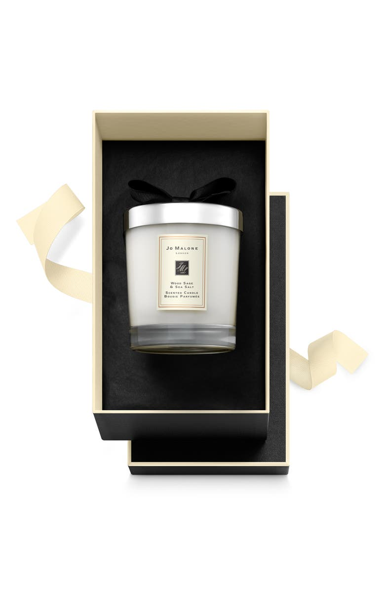 JO MALONE LONDON<SUP>™</SUP> Jo Malone<sup>™</sup> Wood Sage & Sea Salt Candle, Main, color, NO COLOR