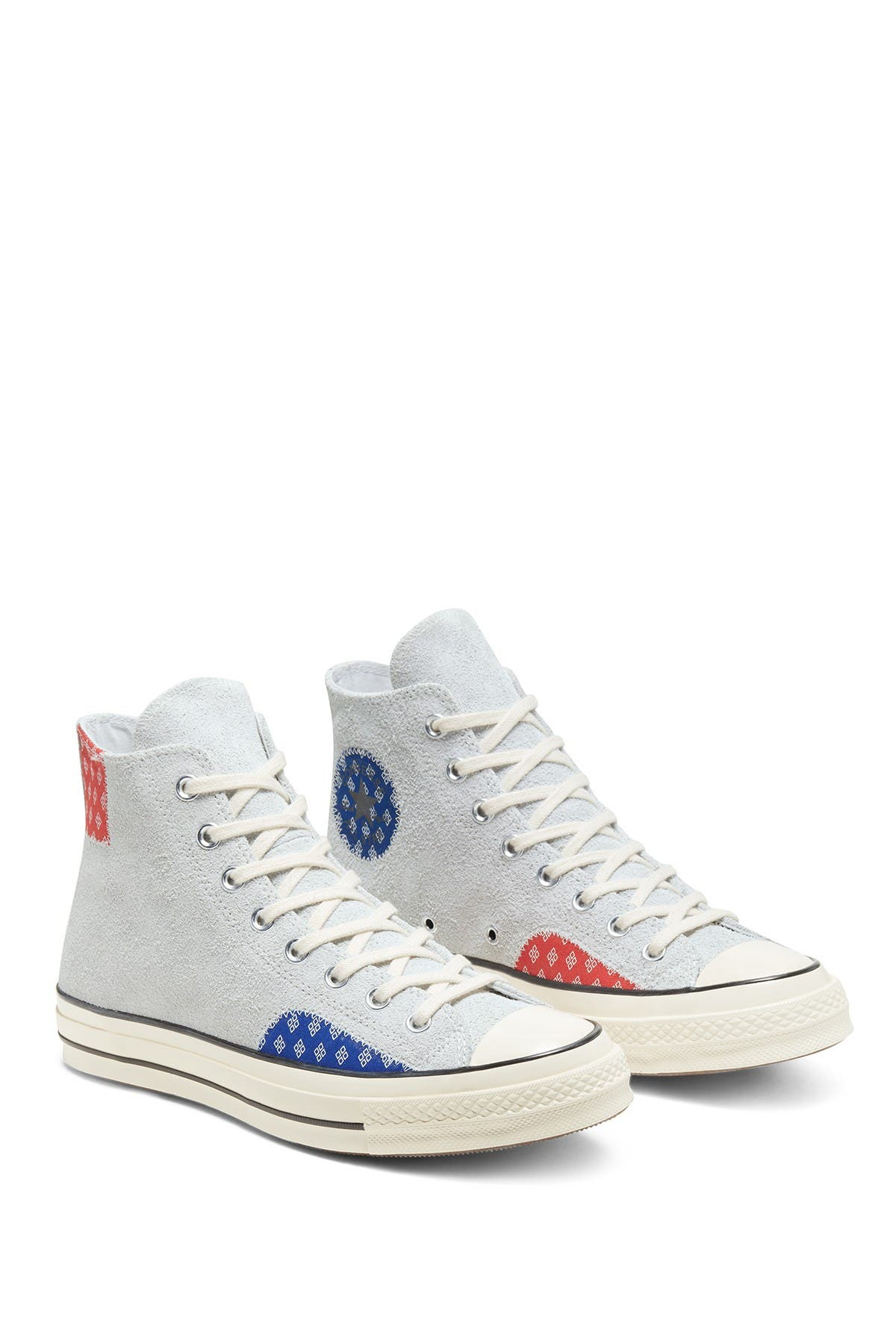 Image of Converse Chuck 70 Photon Patchwork Dust Hi-Top Sneaker