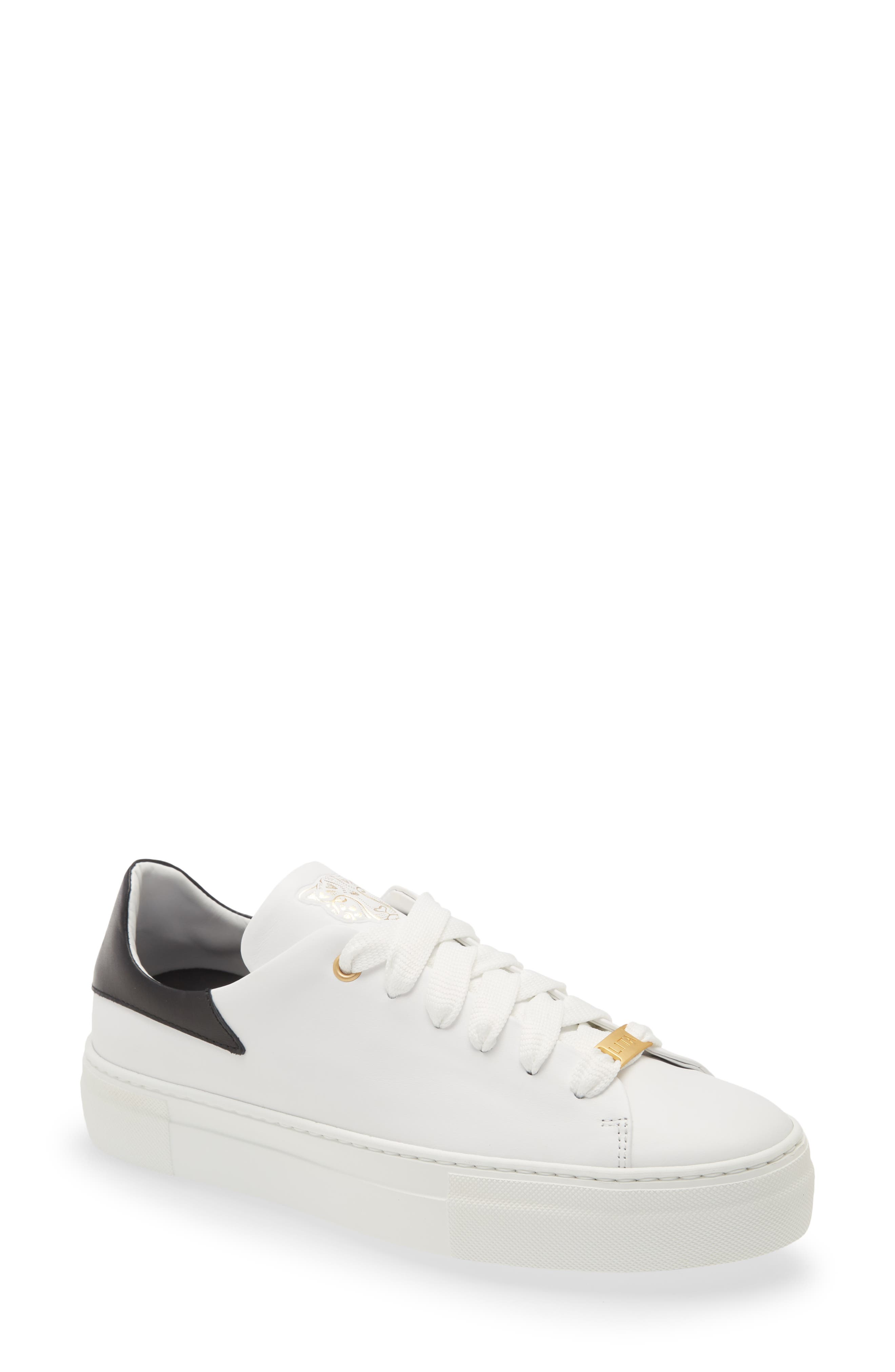 Icon Low Top Sneaker