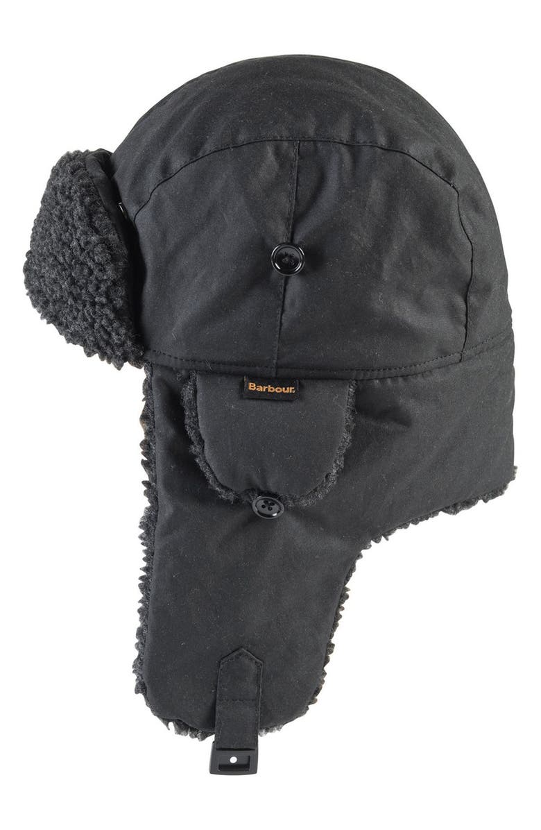 43ca1aac Barbour Fleece Lined Trapper Hat | Nordstrom