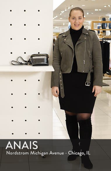Irina Clear Belt Bag, sales video thumbnail