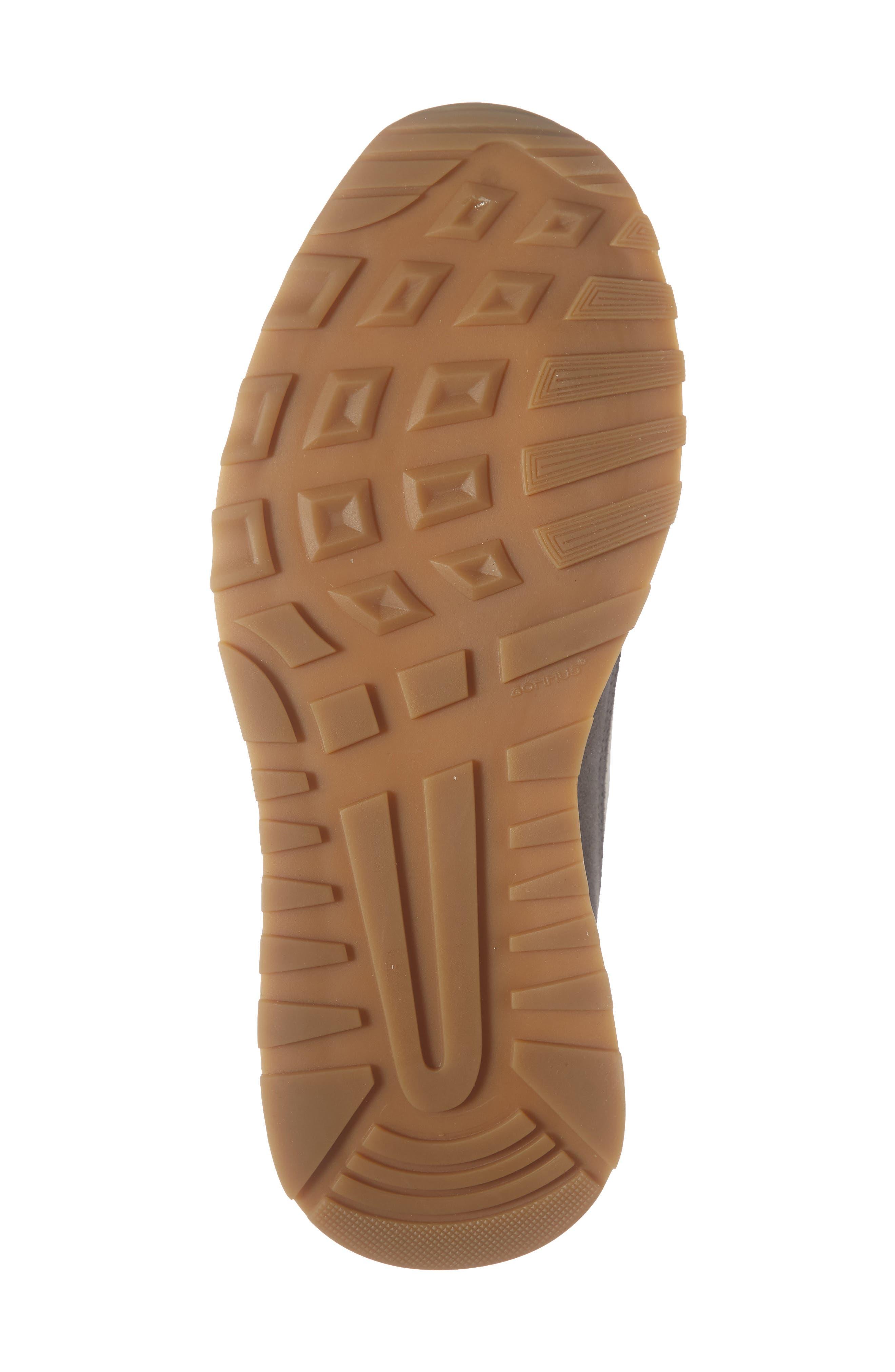 ,                             New Track Sneaker,                             Alternate thumbnail 6, color,                             WHITE/ GREY