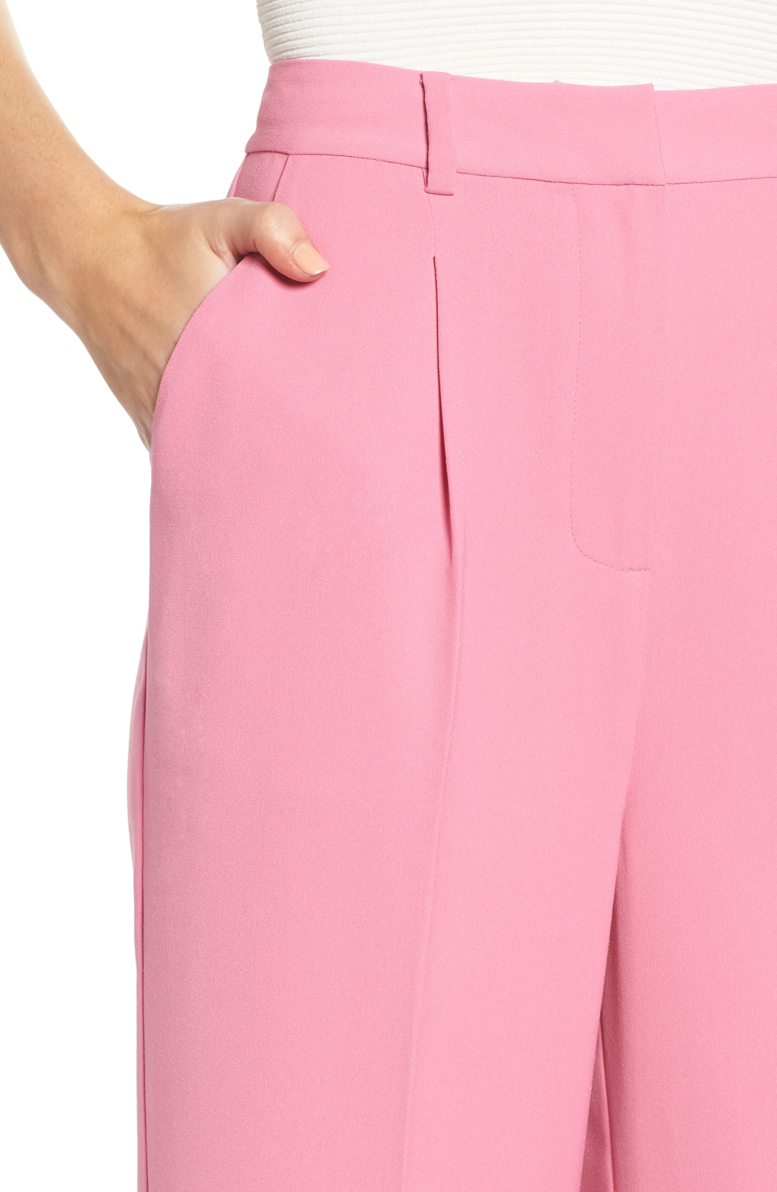 ,                             High Waist Flare Pants,                             Alternate thumbnail 35, color,                             660