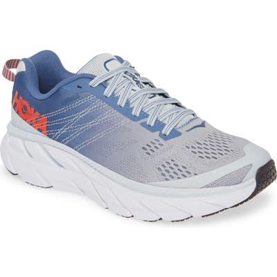 Hoka One One Clifton 6 Running Shoe W - Blue