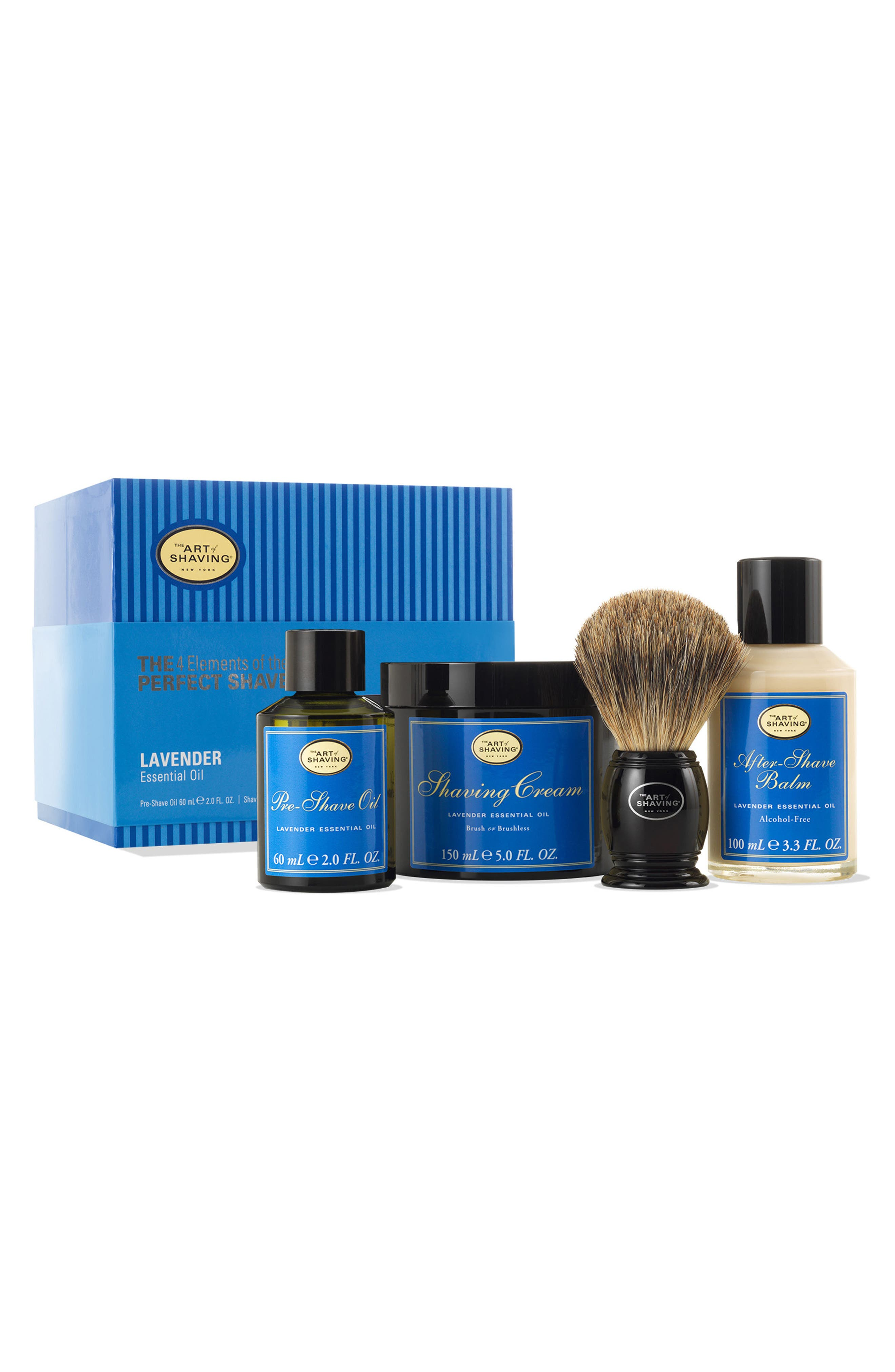 ,                             <sup>®</sup> The 4 Elements of the Perfect Shave<sup>®</sup> Kit,                             Alternate thumbnail 5, color,                             002