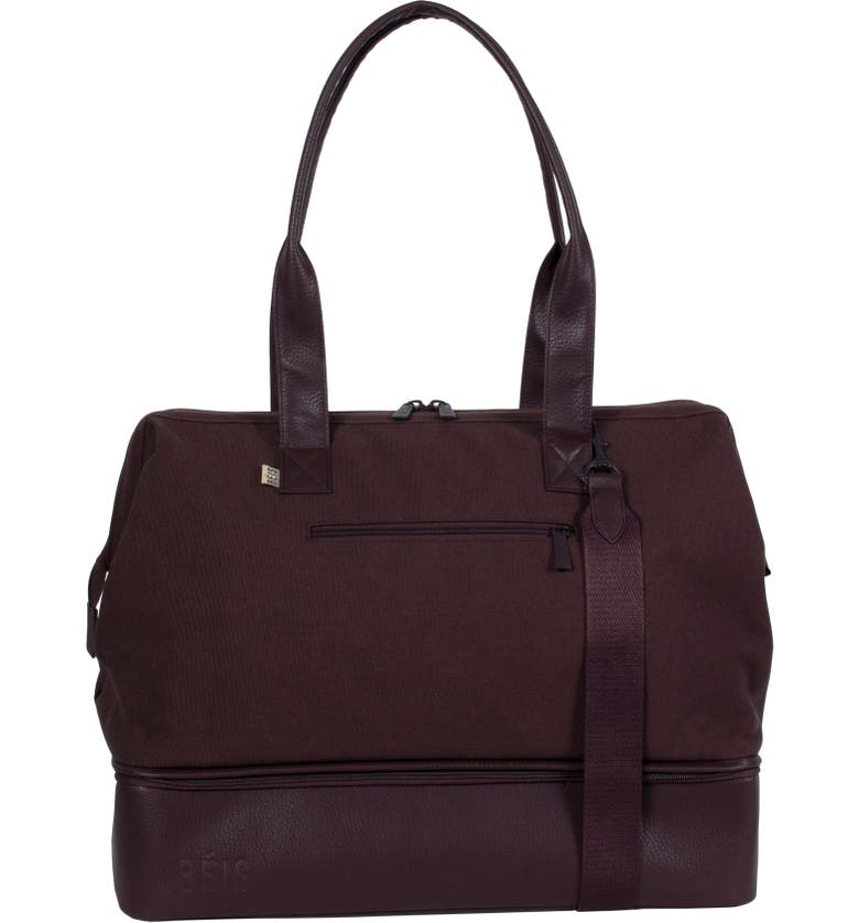 BÉIS Weekend Convertible Travel Bag, Main, color, 205