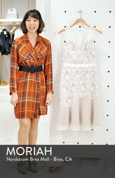 Lily Mixed Lace Dress, sales video thumbnail