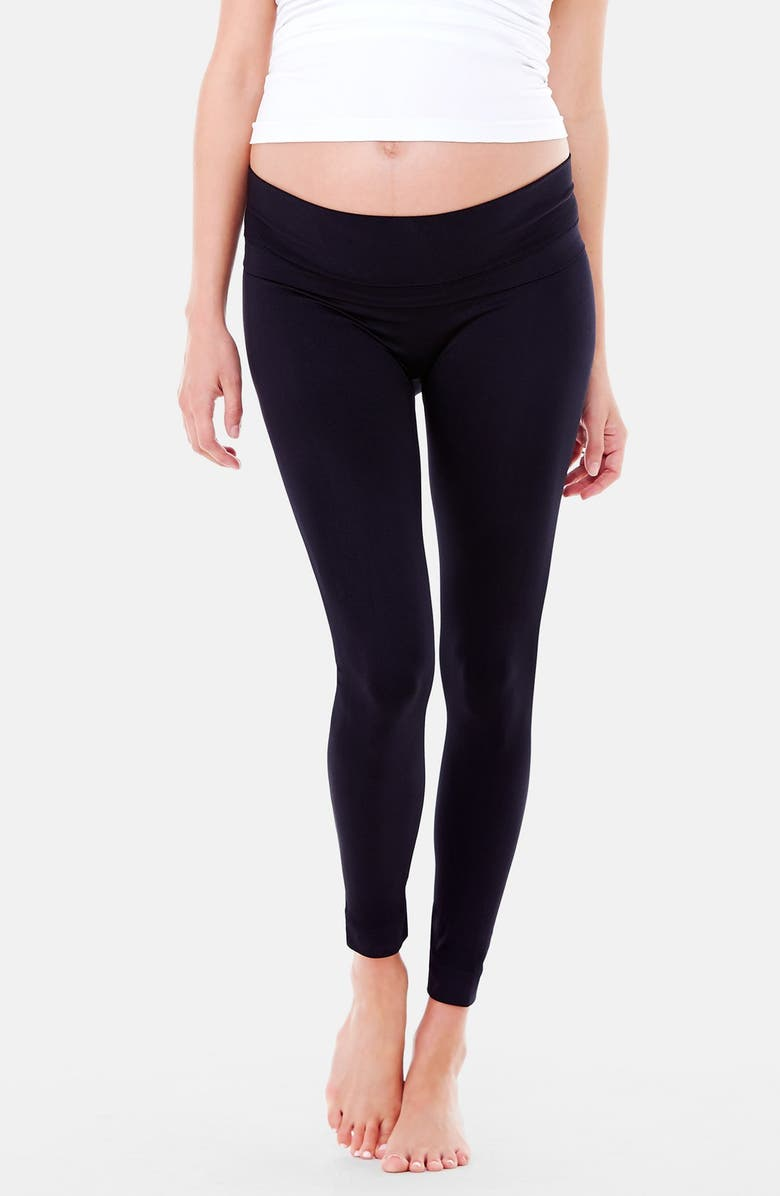 e8777f4aecdc4f Ingrid & Isabel® 'Everyday' Seamless Maternity Leggings | Nordstrom