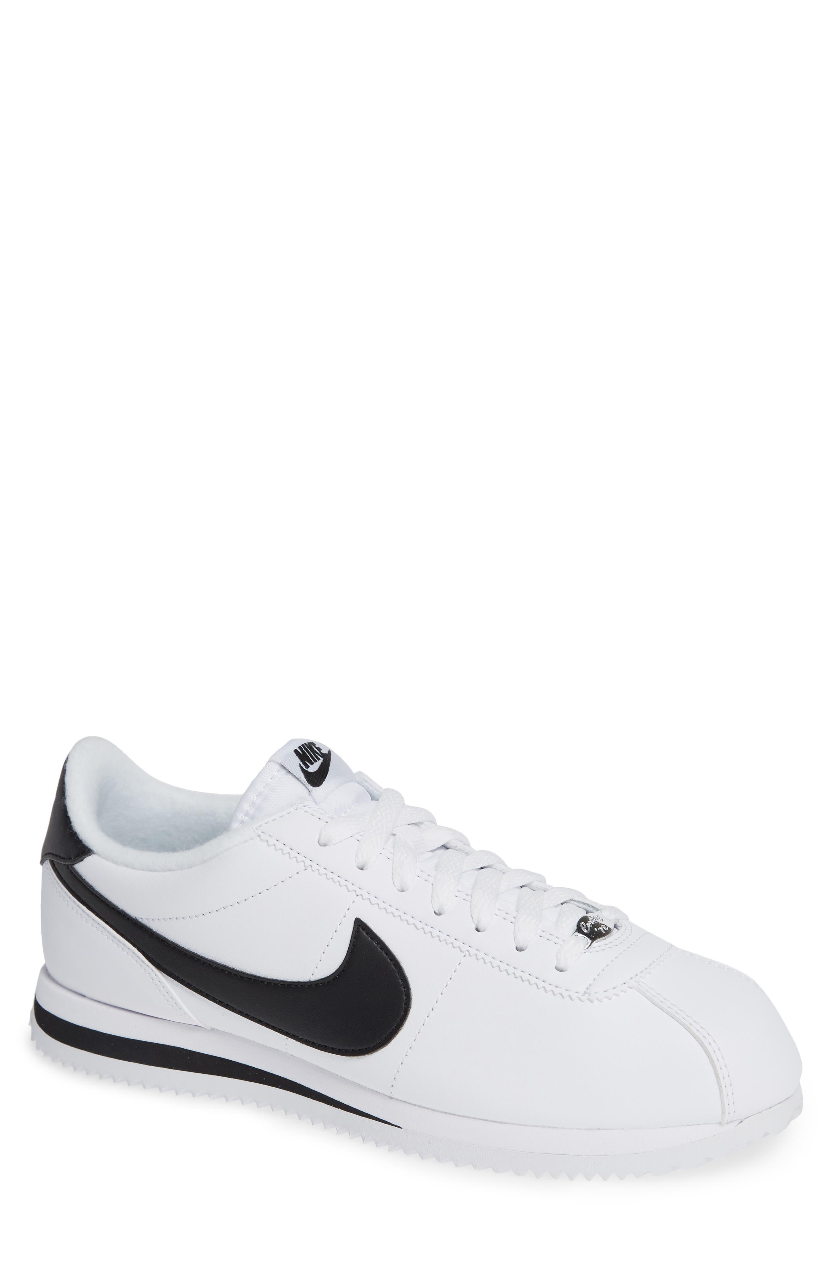 Nike Cortez Basic Leather Sneaker (Men