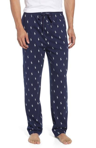 Polo Ralph Lauren Pants AOPP PAJAMA PANTS