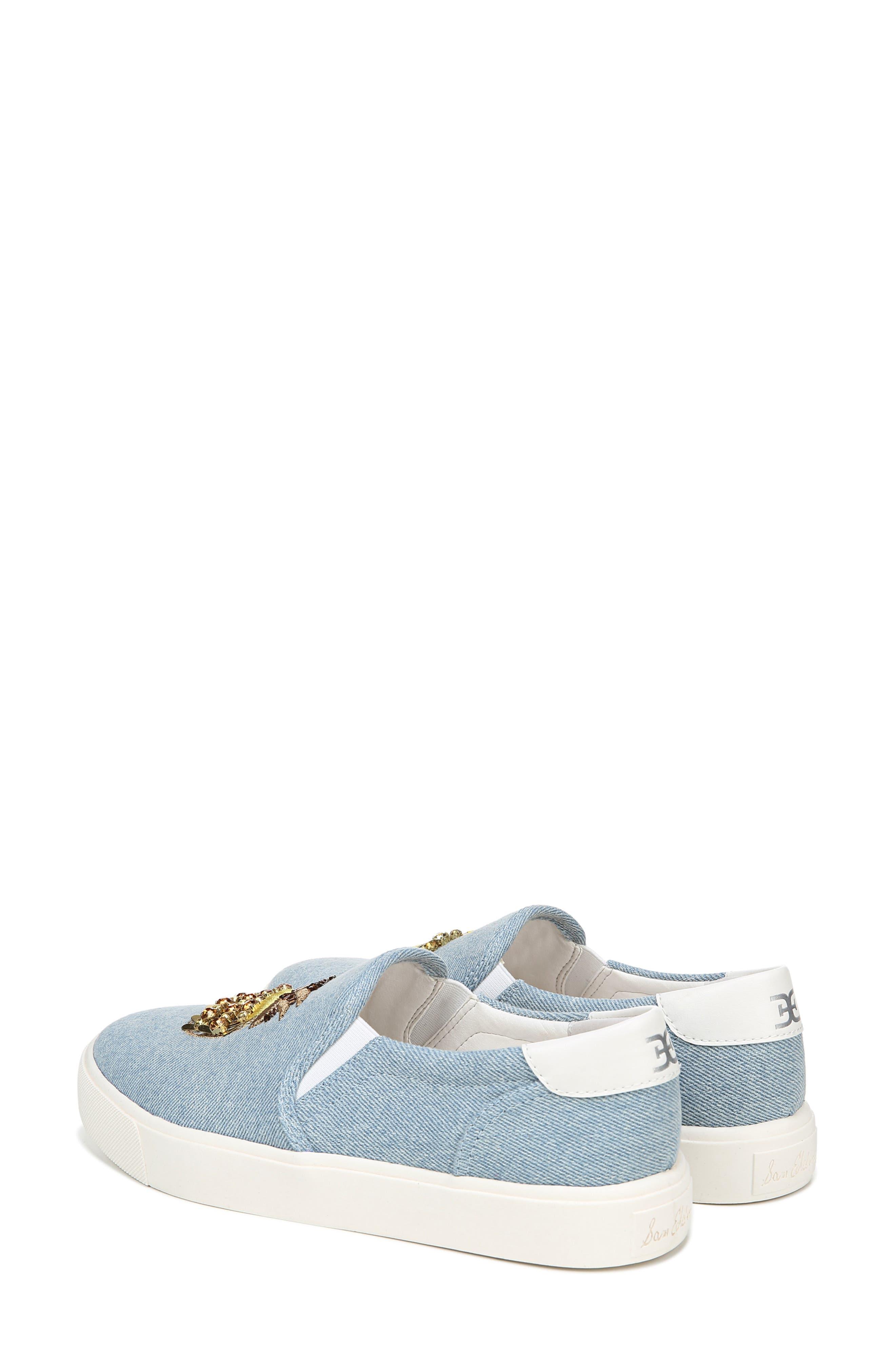 ,                             Evelina 5 Slip On Sneaker,                             Alternate thumbnail 9, color,                             400
