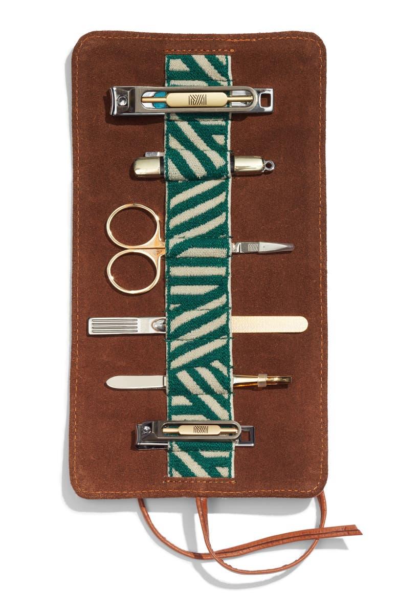 MANTIDY Soda Says x Mantidy Grooming Roll & Tool Set, Main, color, 200