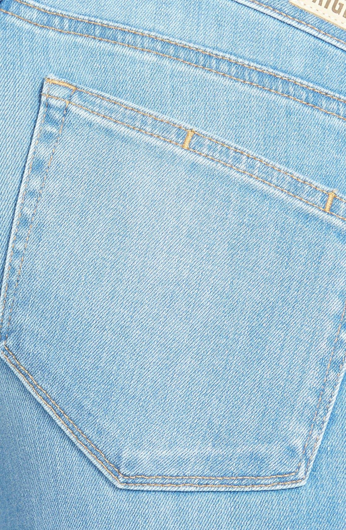 ,                             Denim 'Edgemont' Ultra Skinny Jeans,                             Alternate thumbnail 2, color,                             400
