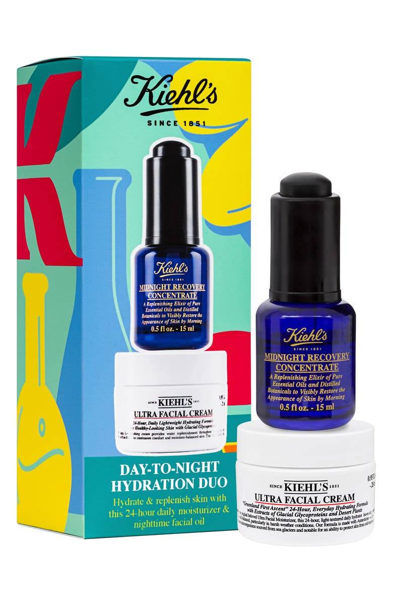 KIEHL'S SINCE 1851 Day-to-Night Hydration Duo, Main, color, NO COLOR