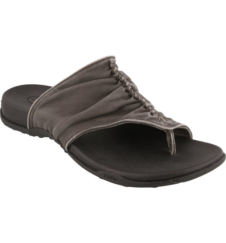 TAOS Leisure Slide Sandal, Main, color, 038