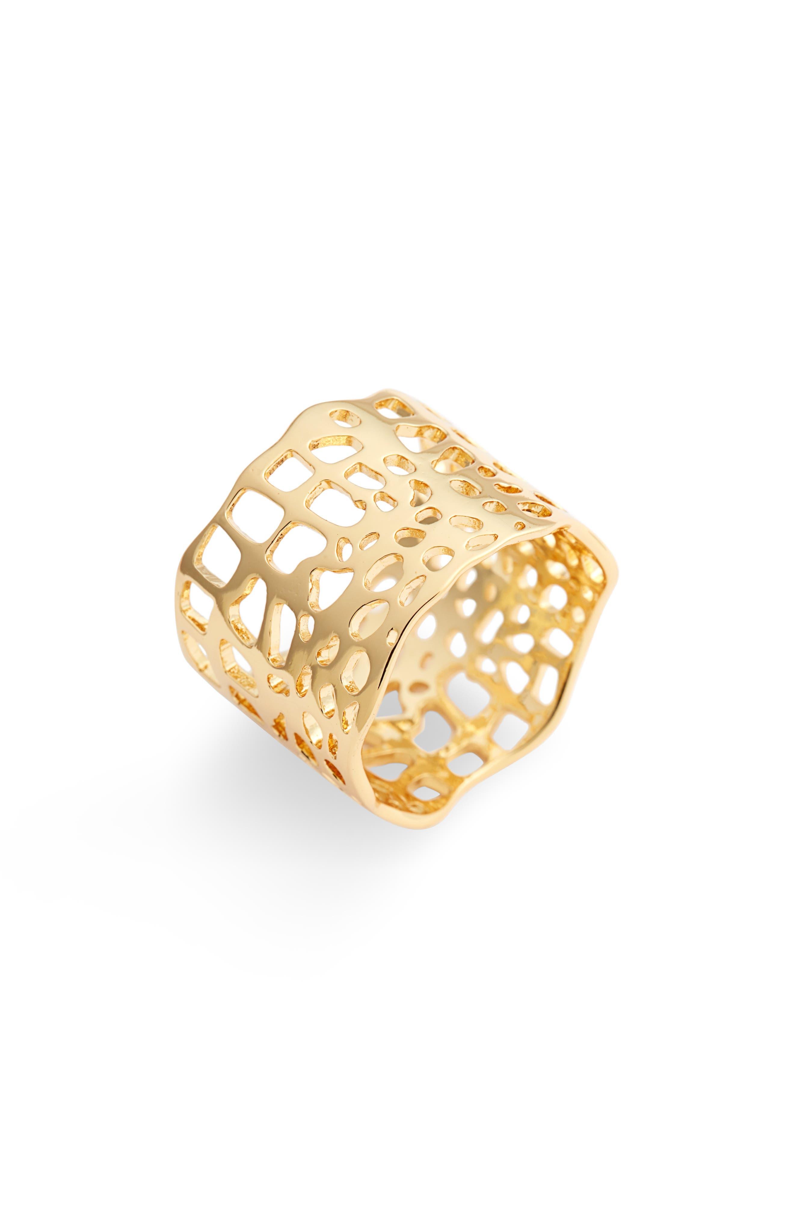 Gia Band Ring