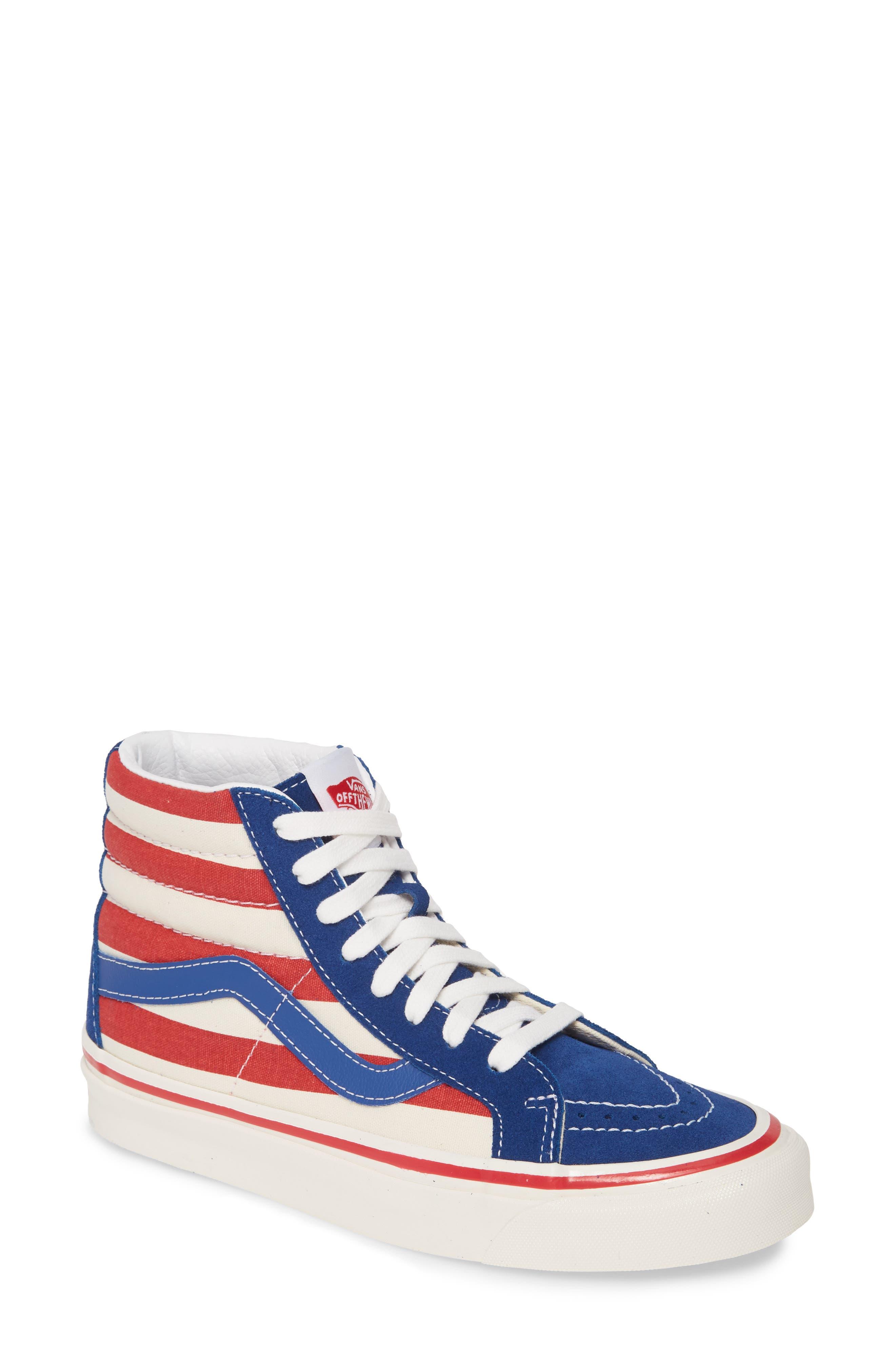Vans Sk8-Hi 38 Dx High Top Sneaker