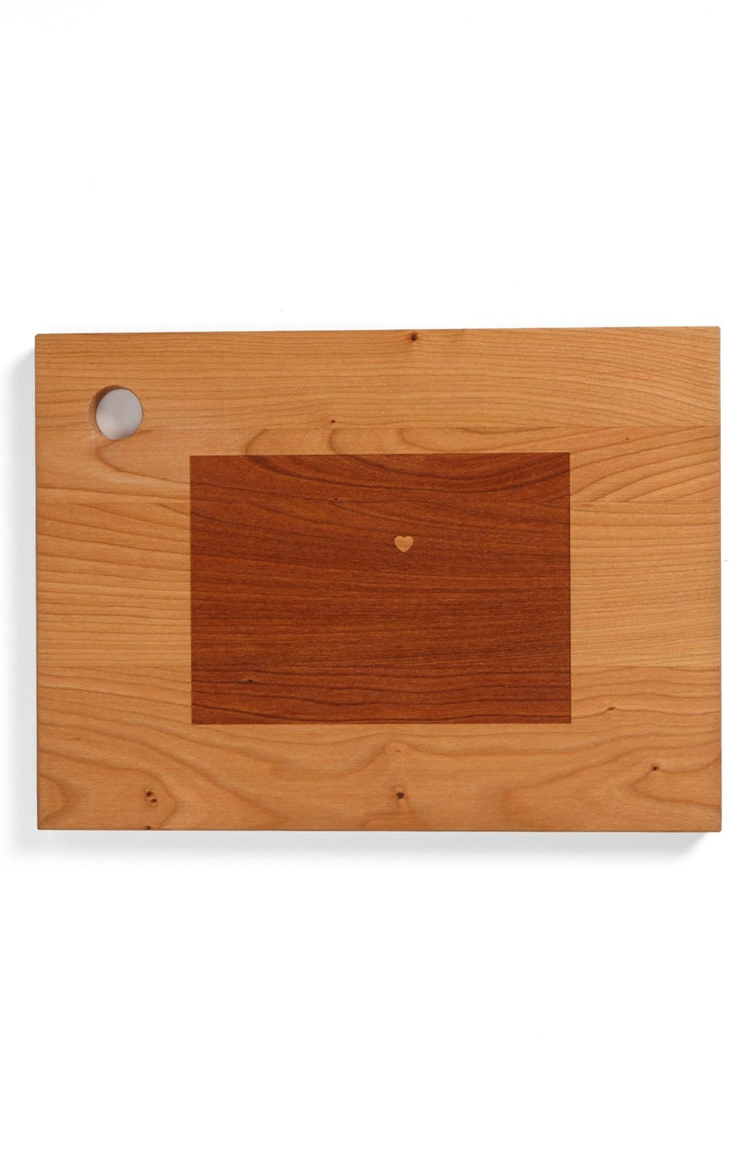 ,                             'State Silhouette' Cutting Board,                             Main thumbnail 6, color,                             205
