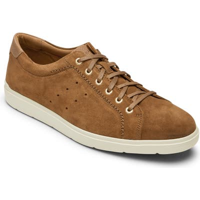 Rockport Total Motion Lite Sneaker, Brown