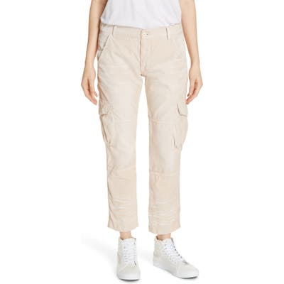 Nsf Clothing Basquiat Cargo Pants, Beige