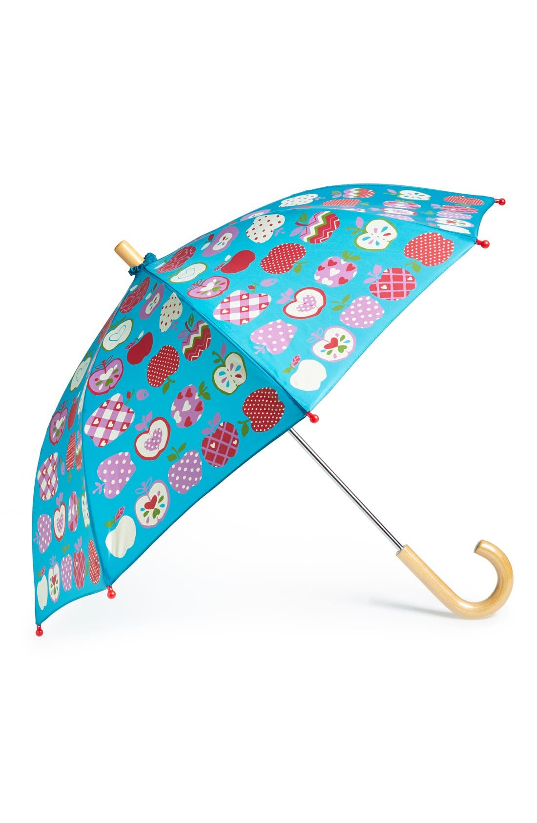 photo about Umbrella Pattern Printable Free called Hatley Orchard Apple Print Umbrella Nordstrom