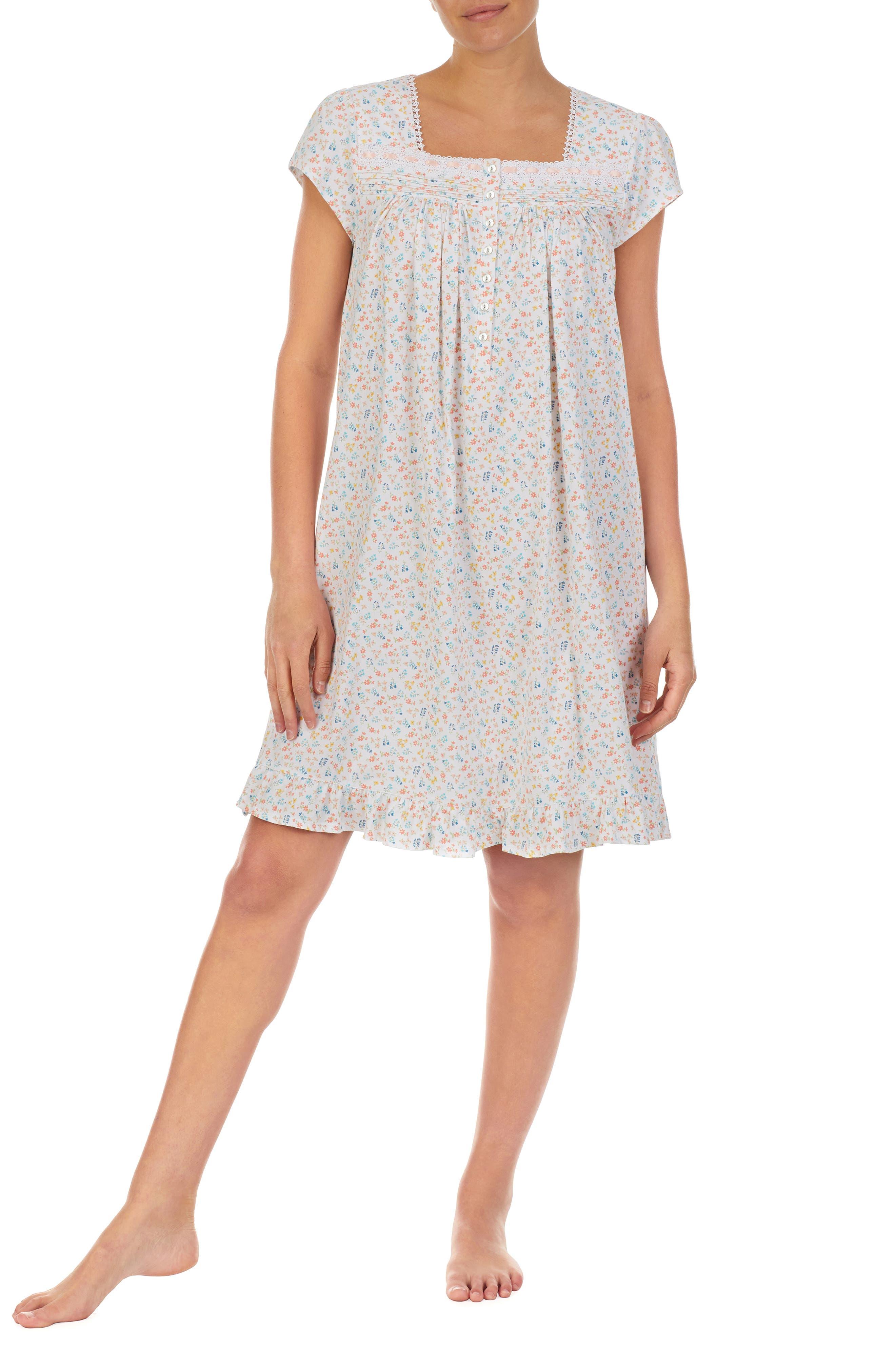 Cap Sleeve Ballet Nightgown