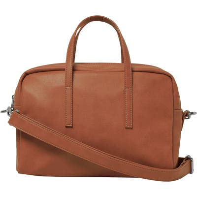 Urban Originals Fame Vegan Leather Crossbody Bag - Brown