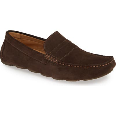 1901 Bermuda Penny Loafer, Brown