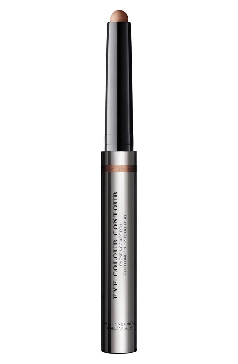 BURBERRY Beauty Eye Color Contour Smoke & Sculpt Pen, Main, color, NO. 108 MIDNIGHT BROWN