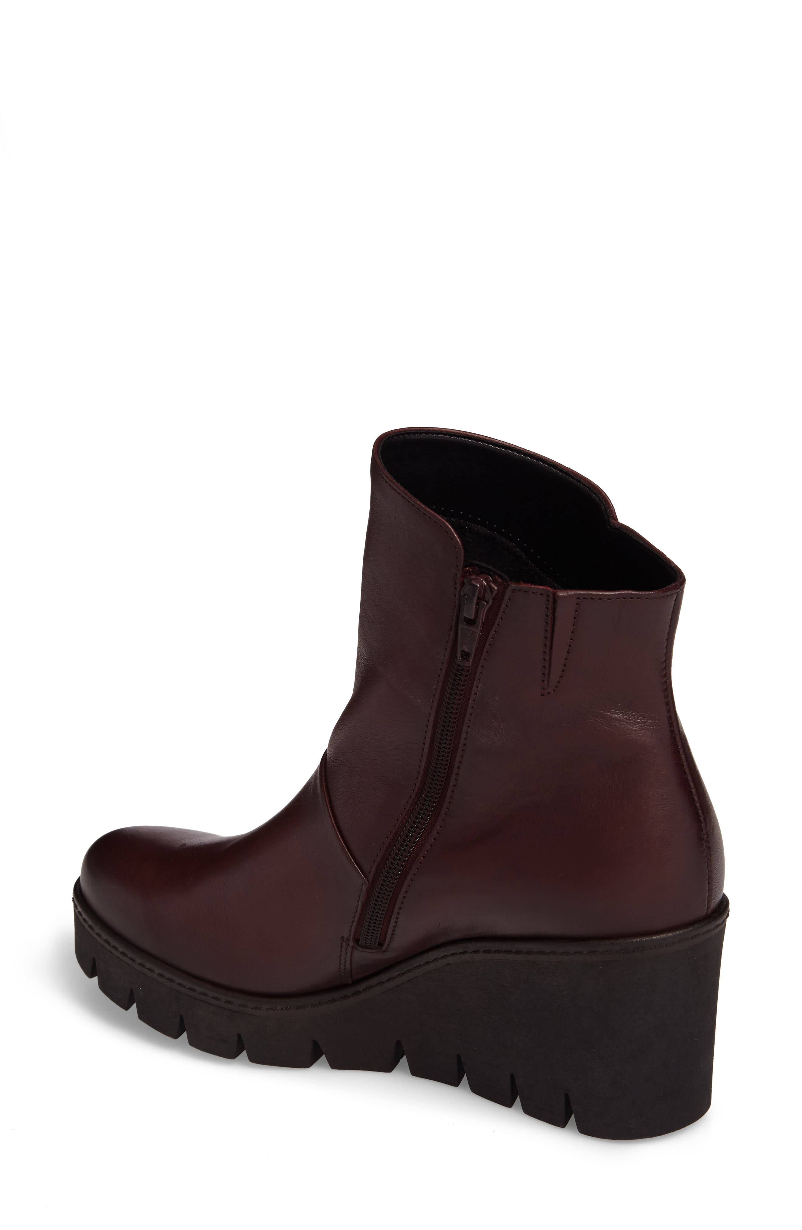 ,                             Wedge Bootie,                             Alternate thumbnail 8, color,                             930