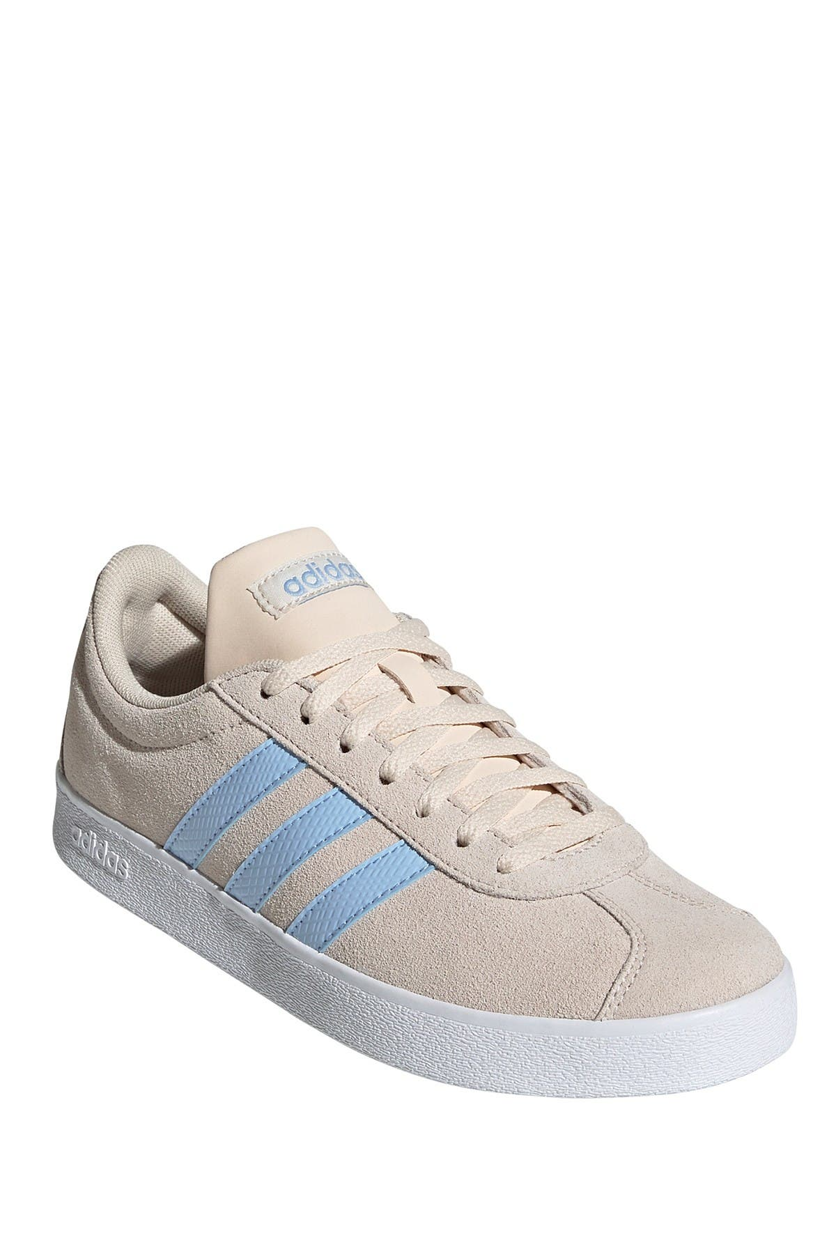 Image of adidas VL Court 2.0 Suede Sneaker