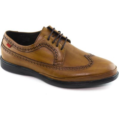 Marc Joseph New York William Street Longwing Derby, Brown