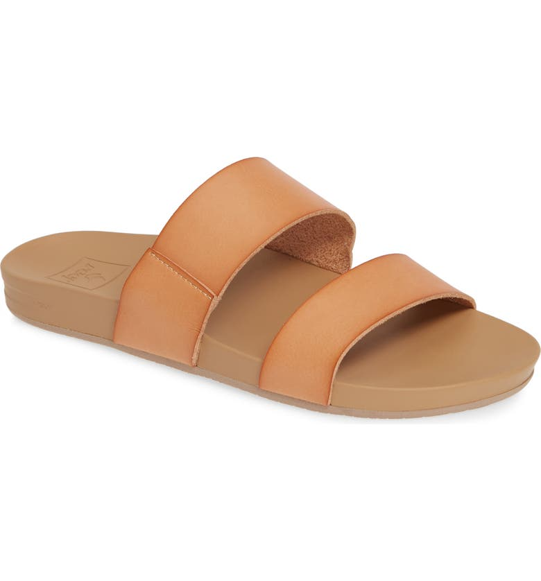 c0e96e68c Reef Cushion Bounce Vista Slide Sandal (Women) | Nordstrom