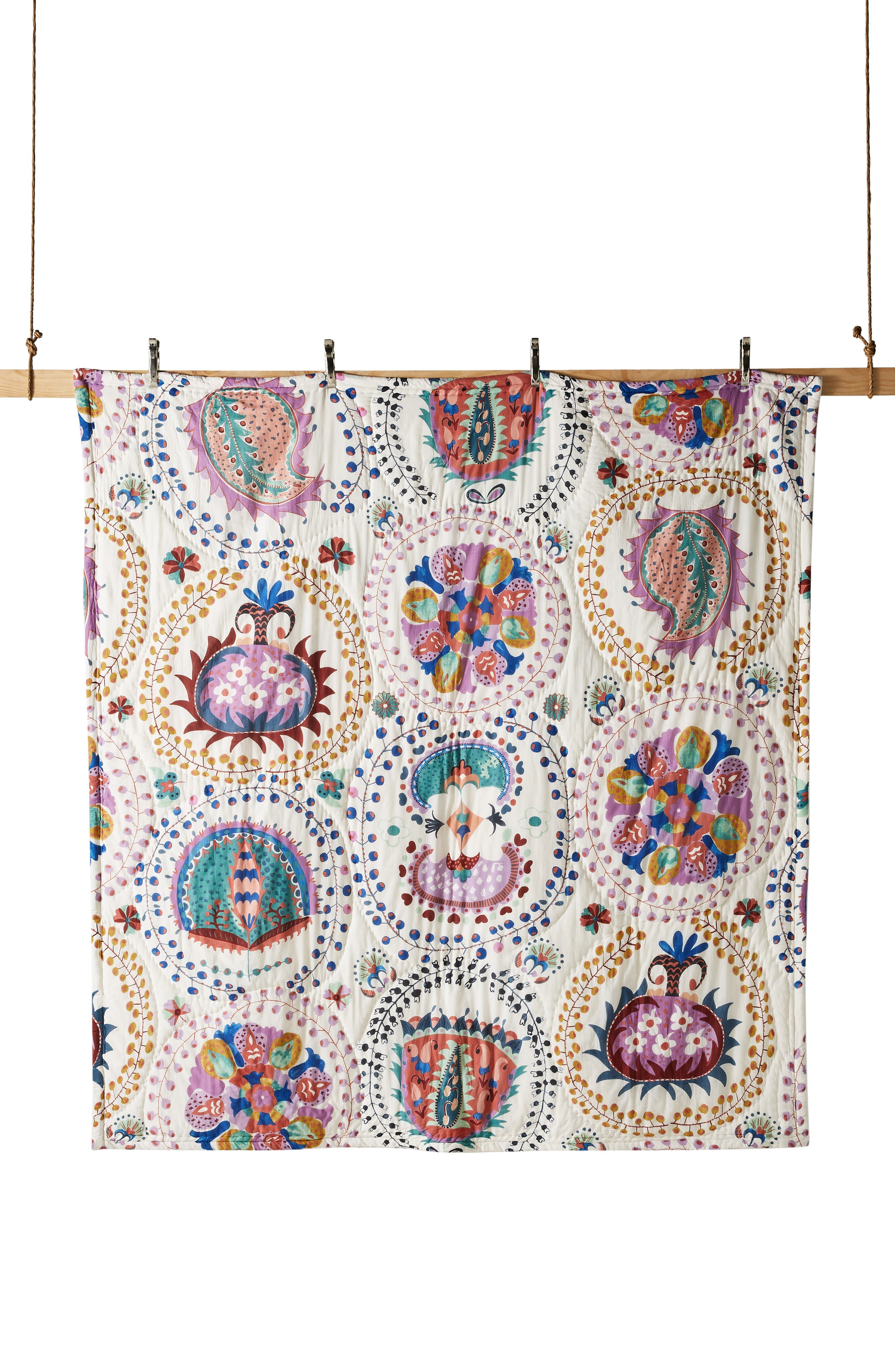 ,                             Delissa Quilt,                             Alternate thumbnail 5, color,                             MULTI