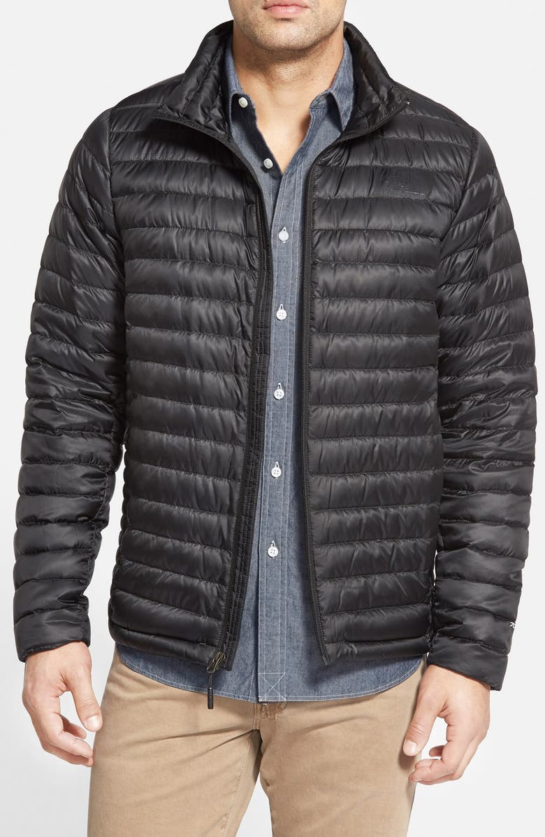 THE NORTH FACE 'Tonnerro' Packable Down Jacket, Main, color, 001