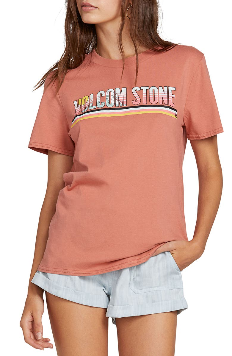 VOLCOM Lock It Up Graphic Tee, Main, color, 650