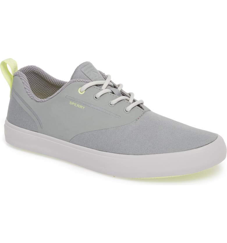 SPERRY Flex Deck CVO Sneaker, Main, color, GREY