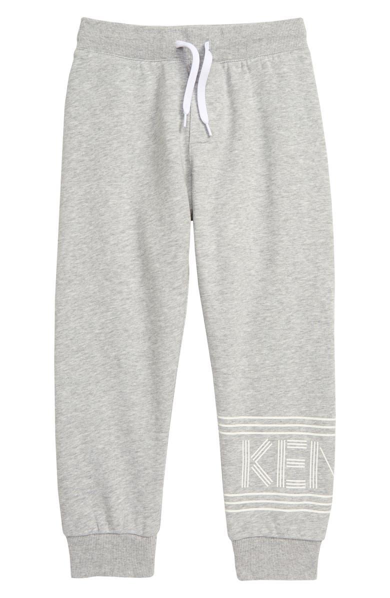 KENZO Logo Jogger Pants, Main, color, 056